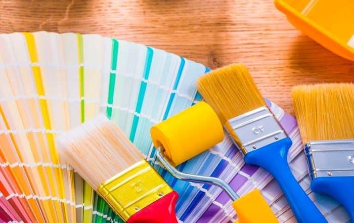 Consejos para escoger colores de pintura para casa