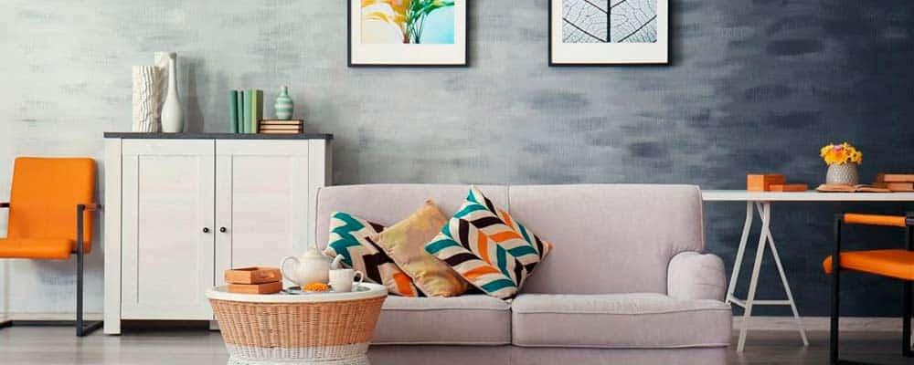 espacio iluminado pintura para casa