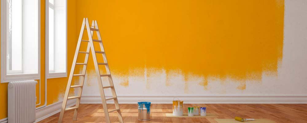 ¿Qué colores de pintura para casa escoger?