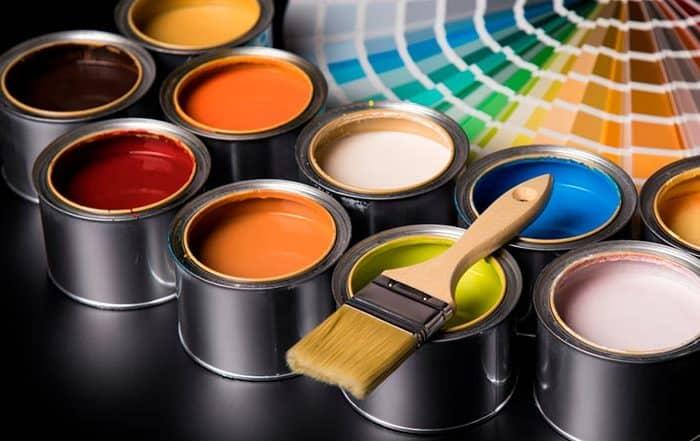 Características de la pintura de esmalte