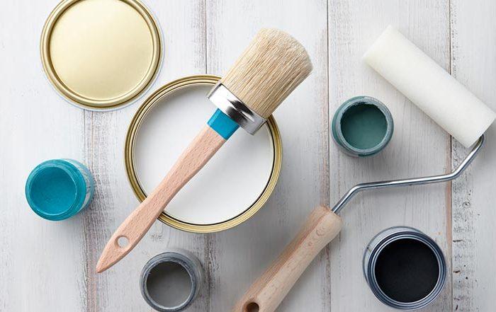 Conozca los usos de la pintura de vinilo