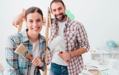 Los mejores colores para pintar tu casa