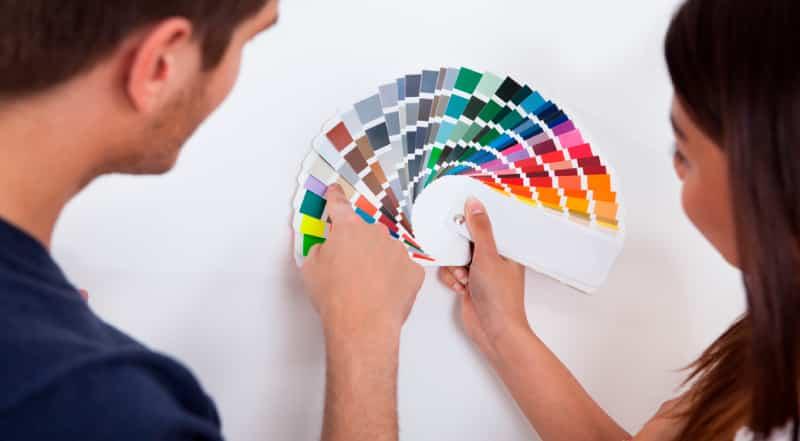 Cuales son los colores adecuados para pintar mi casa