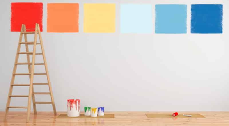 Que tipo de pintura debo escoger para la casa