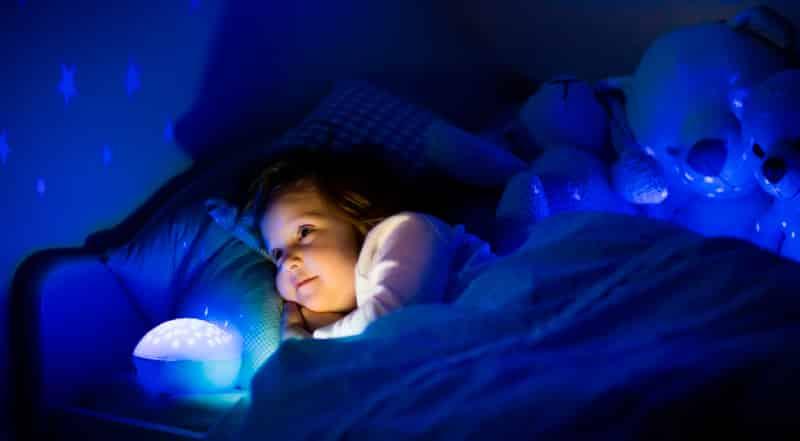 Iluminación cuarto de tus niños