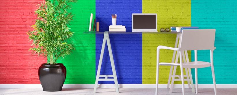 Que colores son adecuados para mi oficina