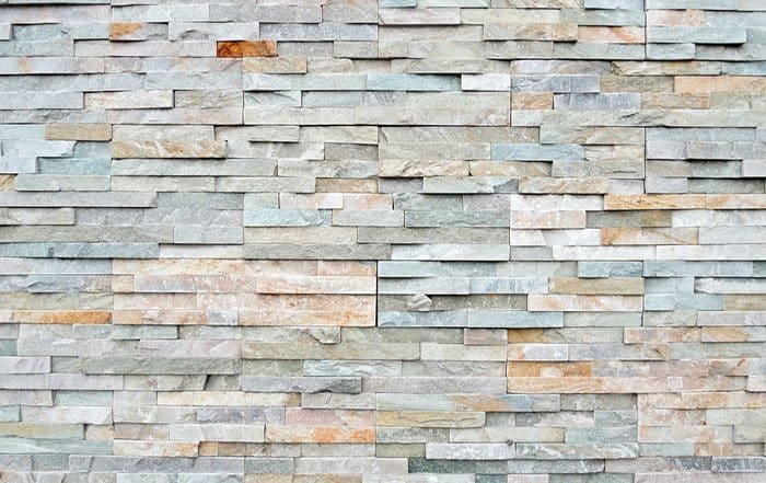 ¿Cómo pintar una pared de piedra?