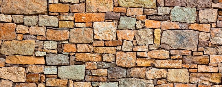 Elimina el óxido de la piedra