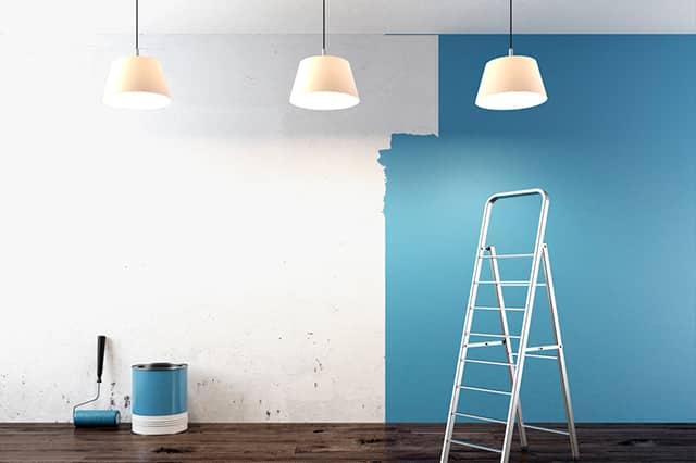 ¿Por qué elegir pintura para interiores sin olor?