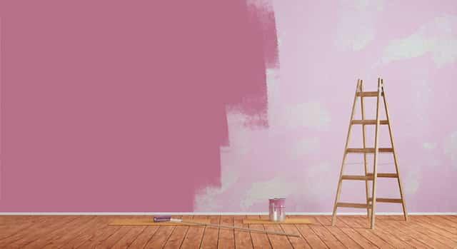 pinturas para paredes y renovar el aspecto de tu casa