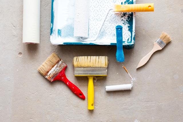 Pinta en tu casa como un profesional
