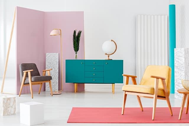 pintura para restaurar tus muebles de madera