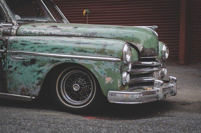 Laca Nitro para su automóvil