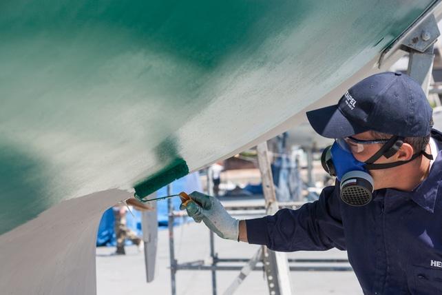 Tipos de aplicación de pintura y sus riesgos: