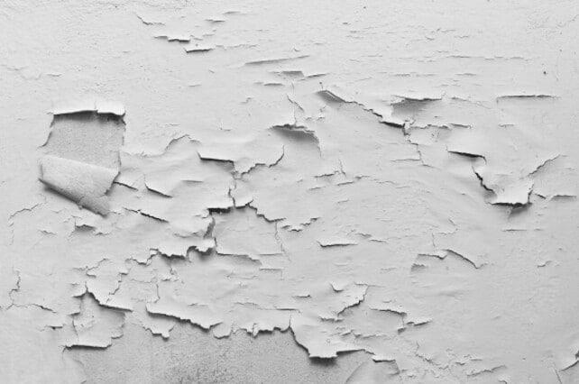 ¿Por qué la pintura se cuartea? identifica sus causas principales